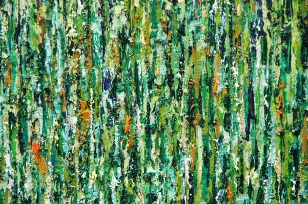 Eté vert (détail)